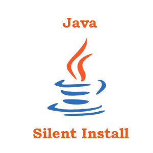 Java Silent Install version 8 and uninstall older version