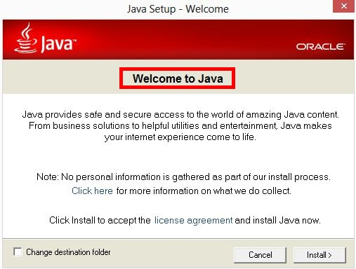java uninstall tool.exe command line