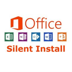 Office Silent Install