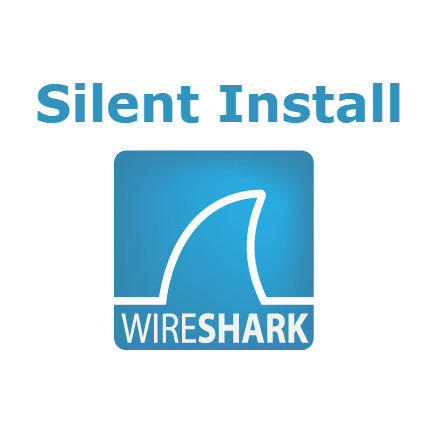 Wireshark silent install uninstall msi and exe version
