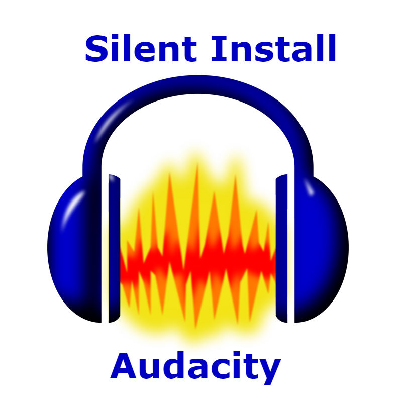 Audacity silent install uninstall msi and offline version