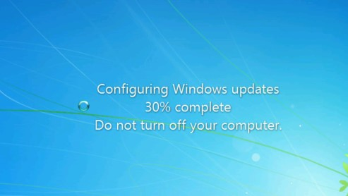 Configuring Windows Updates