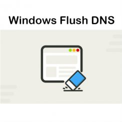 Windows Flush DNS