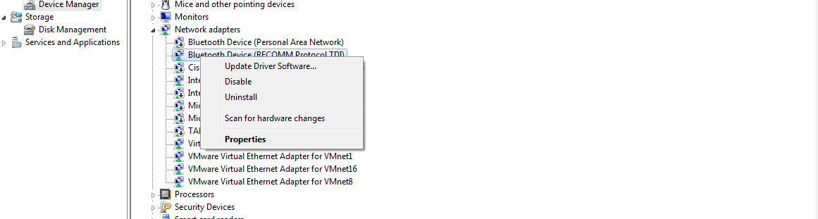 Upgrading Or Downgrading Your Network Driver