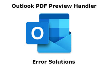 pdf preview handler outlook