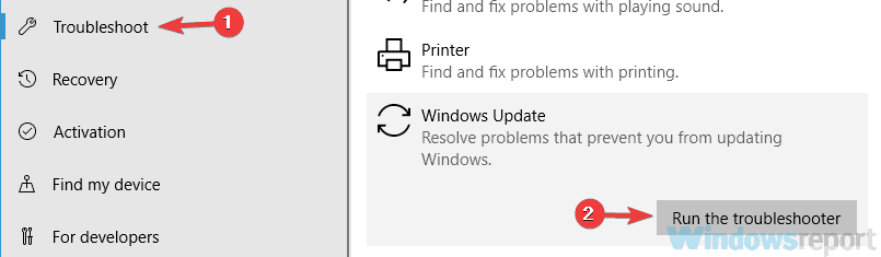 Update Windows 10 Due To Error 0x800706ba