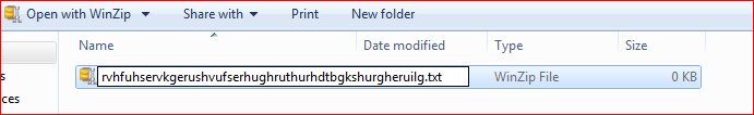 Shorten the name of the parent folder