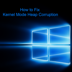 Kernel Mode Heap Corruption first image