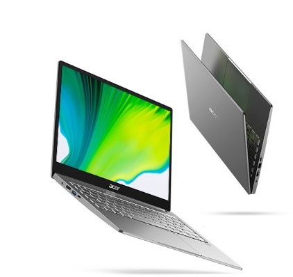 Acer Swift 3 - Best budget laptop for recording music