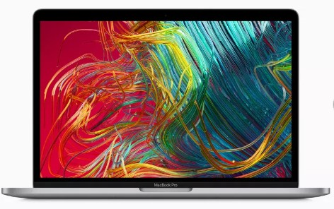 Apple MacBook Pro 13-inch (2020) - Best Portable and powerful laptop for recording music