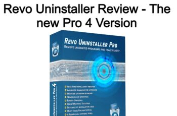 Revo Uninstaller Review - The new Pro 4 Version
