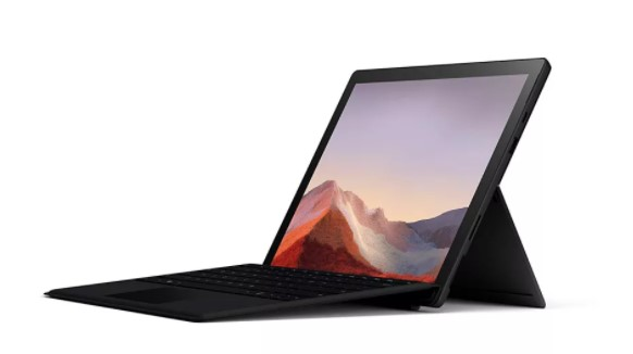 Surface Pro 7 - Best mid-range tablet with keyboard